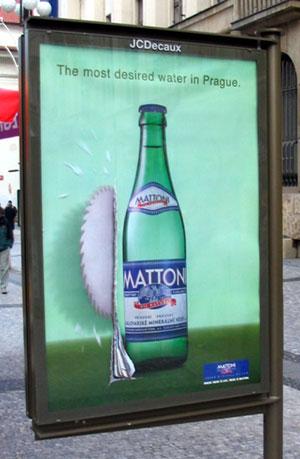 Самая желанная вода в Праге