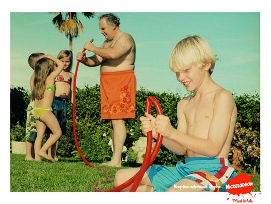 Nickelodeon_Развлекайте детей