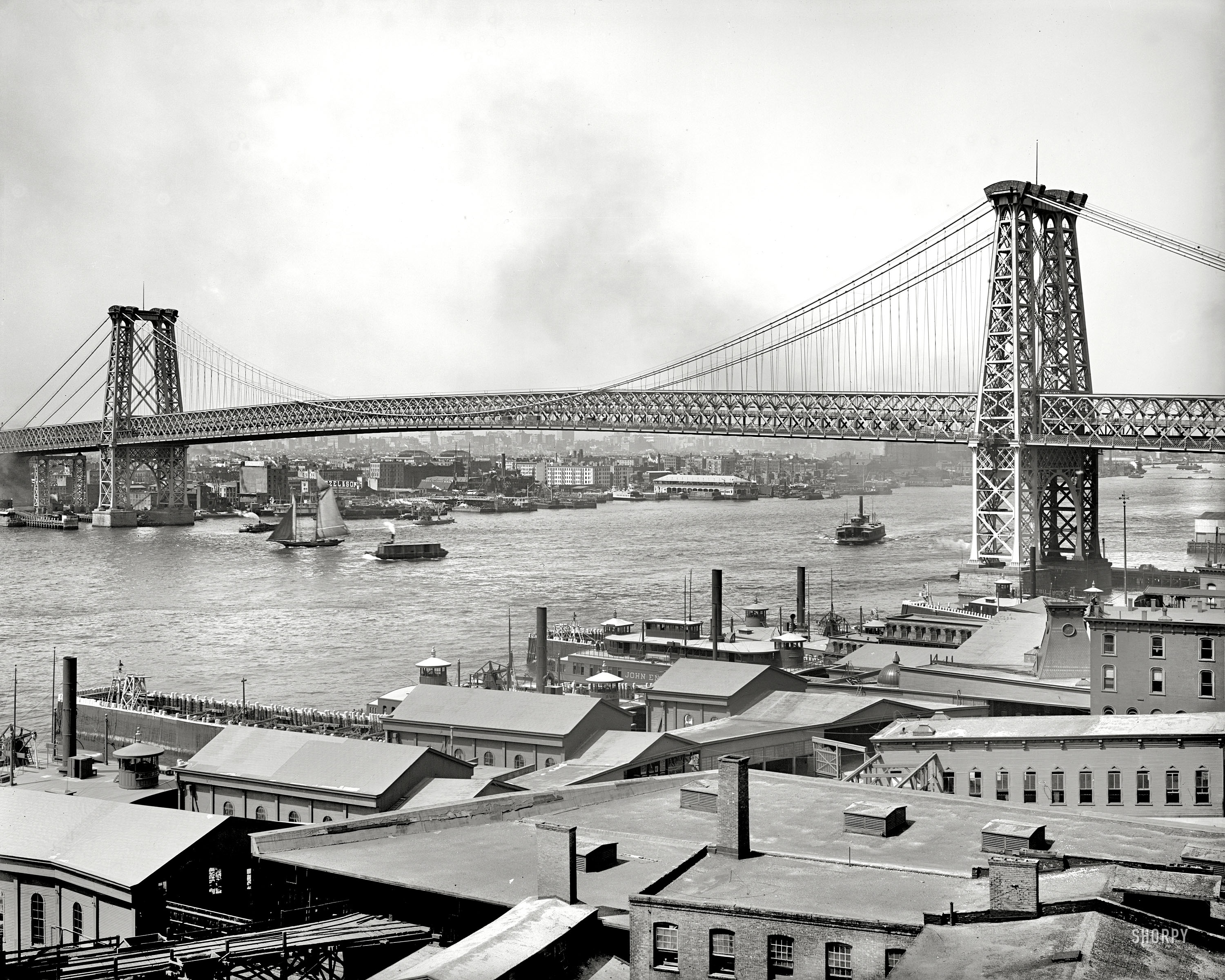 Williamsburg_Bridge_1904